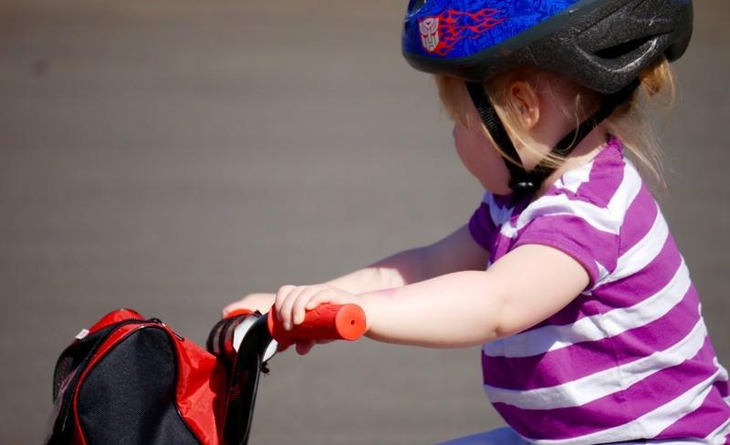 rowerek-dziecko